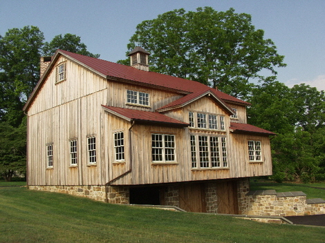 Barn Home Conversion