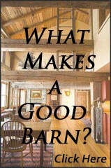 What makes a barn?